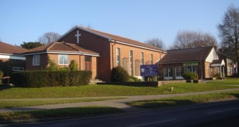 St Barnabas, Pound Hill