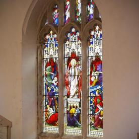Window at St Nicholas'