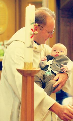 Baptism at St Nicholas