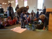 EASTER GARDDEN at MESSY CHURCH ST B