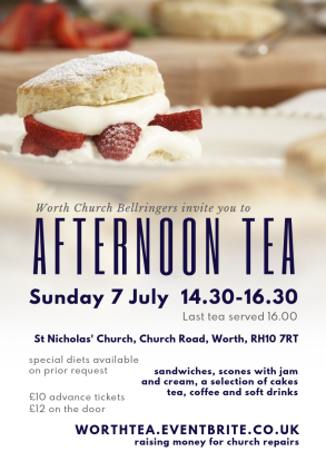 afternoon tea2019