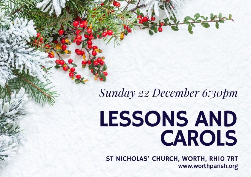 Lessons and Carols 2019